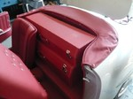 Mercedes suitcase 190 SL Koffersatz