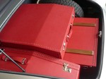 Fineart Luggage Koffersatz Mercedes 190 SL