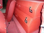 Mercedes luggage w111  w112  w113 SL Suitcase koffersatz koffer edel zubehör 190 SL