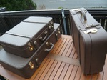 Pagoda Luggage