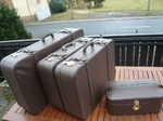Suitcase Luggage Hepco 113 Pagode Koffersatz