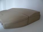 300 SL Cabriolet Leder Koffersatz