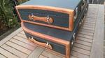 handmade Koffer